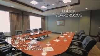 Meetings at the Hilton Southlake Town Square
