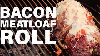 BACON MEATLOAF ROLL | Recipe | BBQ Pit Boys by BBQ Pit Boys