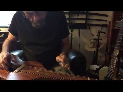Willie Brown Blues by Ry Cooder - Steve Westberg on a Richard Wilson Koa Style3 Weissenborn