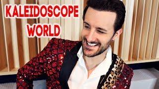 Kaleidoscope World   Francis M Cover By David DiMuzio