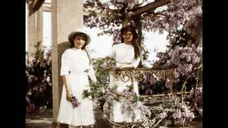 Romanov Family Tribute - *(Large Colored Photos Collection)*