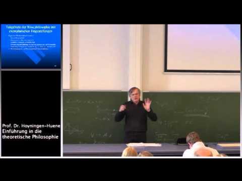 Wissenschaftsphilosophie: Überblick