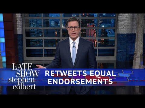 Trump's Anti-Muslim Propaganda Snuff Film Tweet Party