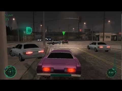 Gameplay de Midnight Club II