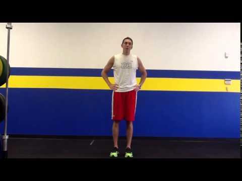 Bodyweight RDL