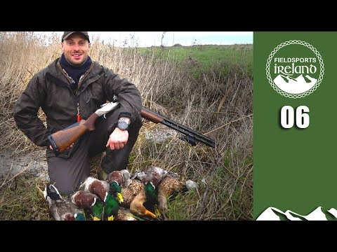 Irish Duck Hunt  – Fieldsports Ireland, episode 6