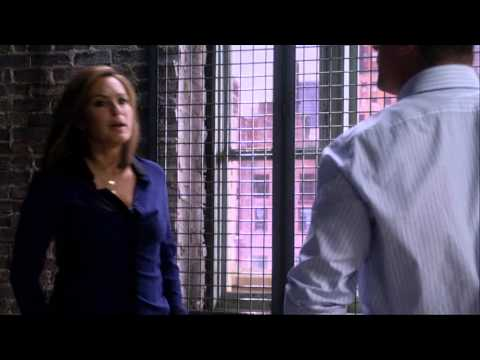 Law and Order SVU Olivia Benson Faints