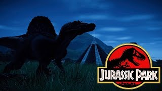 The History of the Spinosaurus in the Jurassic Park Franchise - dooclip.me