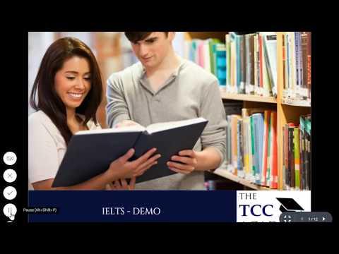 IELTS - Demo