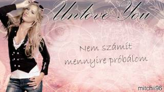 Ashley Tisdale - Unlove You [magyar felirattal/with hungarian subs]