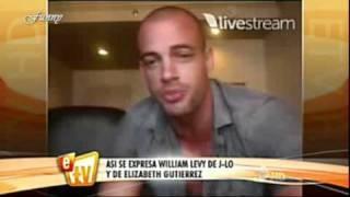 William Levy Paso El Fin De Semana Con Elizabeth Gutierrez || ETV