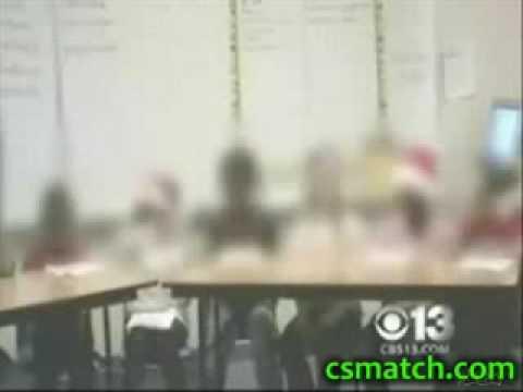 Students Watch Teacher's Sex Tape