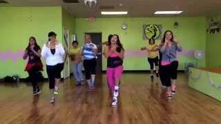 Sexy People by Arianna ft. Pitbull - Zumba Marta