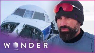 Engineers Build Escape Vehicle From Arctic Plane Crash Wreckage (Part 3) | Escape EP5