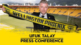 PRESS CONFERENCE | New Head Coach Wants To Challenge In Hyundai A-League 2019/20 Season