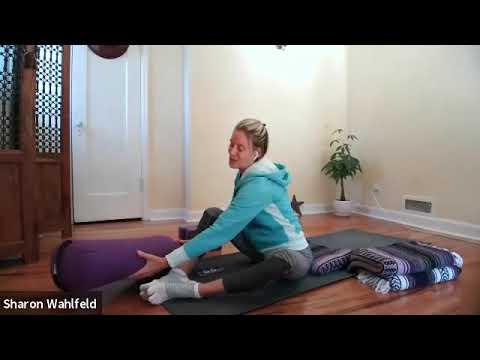 Sharon Wahlfeld - Yin Yoga