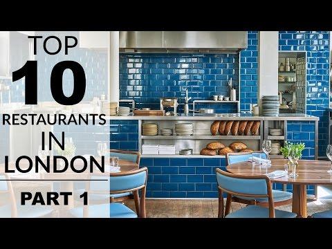 Video Top 10 Restaurants In London - Part 1