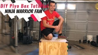 How To DIY A 3-in-1 Plyo Box For Your Garage Gym (30 X 24 X 20)