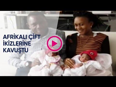 Show TV – Afrikalı Çift Türkiye'de Anne-Baba Oldu