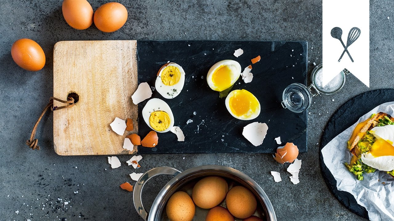 Eiersalat klassisch rezept edeka - Eier kochen wachsweich ...