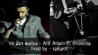 Atif Aslam ft. Bohemia mere mehrma audio full song