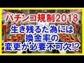 【動画】パチンコ規制2018「パチンコ店が生き残るには交換率の変更が必要!?」