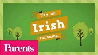 Irish Baby Names | Parents