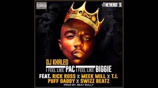 [Remake] DJ Khaled - I Feel Like Pac, I Feel Like Biggie Instrumental - Remake by LodeRunnerBeatz