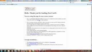 How to install Zencart 1.5.1 The latest Zen Cart release