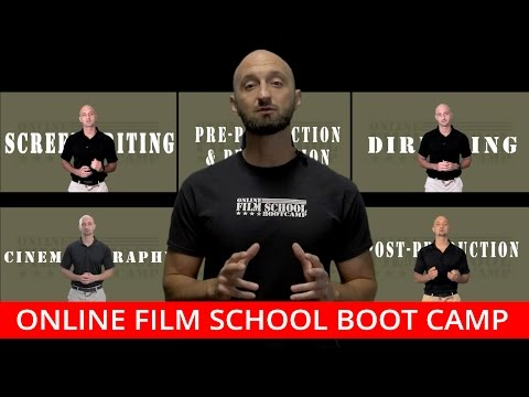 Free Online Film School - Learn how to make movies | Trent Duncan ...