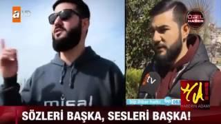 Resul Aydemir   Yener Çevik   Nasihat | ATV Ana Haber'de (İslami Ve Anadolu RAP)