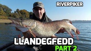 Llandegfedd pike fishing part 2 of 2 (video 120)