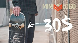 Die billigste Professionelle Skateboard Marke / Mini Logo Decks für 30$