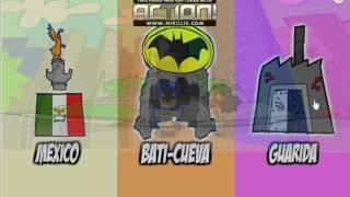 Batman Saw Game Parte 1