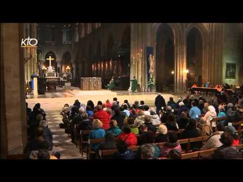Messe du 6 novembre 2015