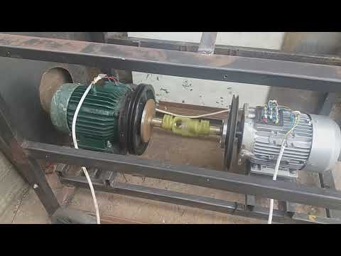 """Test generator 5kw at 2500 Hz infinity energy  """"CAUTION risky EXPERIMENT"""""""