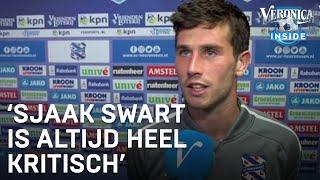 Bruijn: 'Sjaak Swart altijd heel kritisch, tevreden is hij nooit' | VERONICA INSIDE