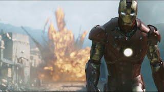 Железный Человек спасает пленных в Афганистане. MARK III - Железный Человек