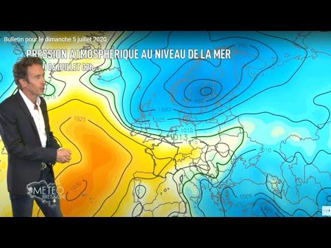 Illustration de l'actualité La météo de votre dimanche 5 juillet 2020