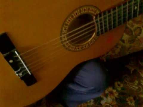 игра на гитаре жизнь море ща поныряем !!!!! смотрите