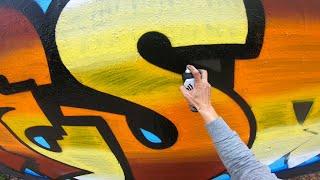 Graffiti - RESAKS - 🔥 HOT COLORS & EASY LETTERS 🔥