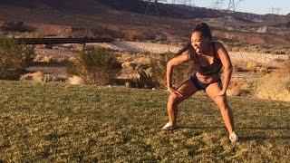 Keaira LaShae- WTF Missy Dance Workout ft. SHREDZ by superherofitnesstv