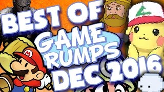 BEST OF Game Grumps - December 2016
