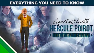 Agatha Christie - Hercule Poirot: The First Cases l Everything You Need to Know