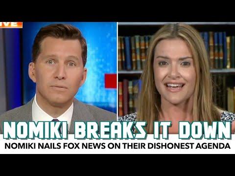 Nomiki Nails Fox News On Their Dishonest Agenda