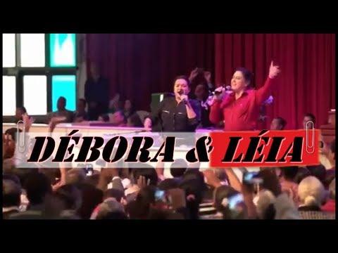 Débora e Léia- Deus Abre Esse Mar (Ao vivo Sede Mundial)