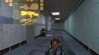 Half Life All Guns,cheats,and Killing.wmv