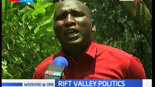 Rift Valley leaders on attack mode as