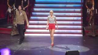 Taylor Swift ' The Last Time ' in Sacramento California 8/27/2013