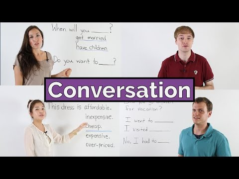 Learn English   Basic English Conversation Course   12 lessons ...